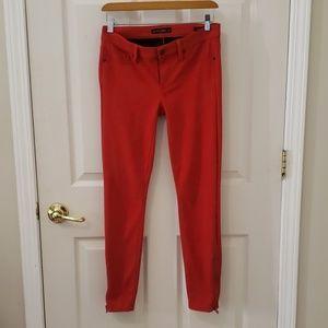 BUY 1 GET 1 FREE GENETIC DENIM RED PANTS